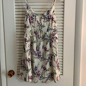 American Eagle midi dress, size M, NWT, floral